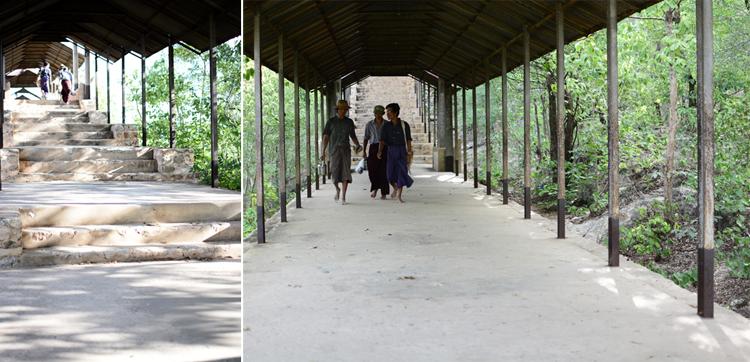 photo, birmanie, voyage, mandalay, temple