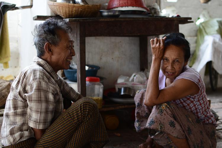 photo, birmanie, voyage, portrait, mandalay