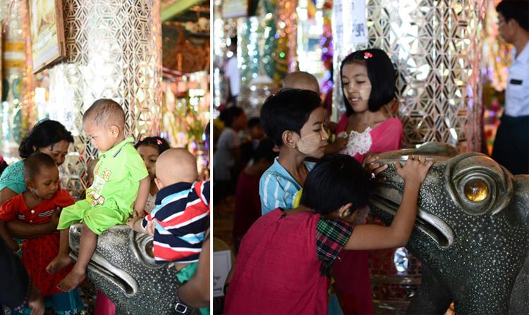 birmanie, voyage, photo, mandalay, temple, portrait, enfant