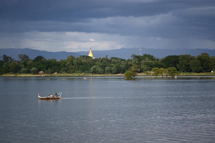 birmanie, voyage, photo, mandalay, pont u bein