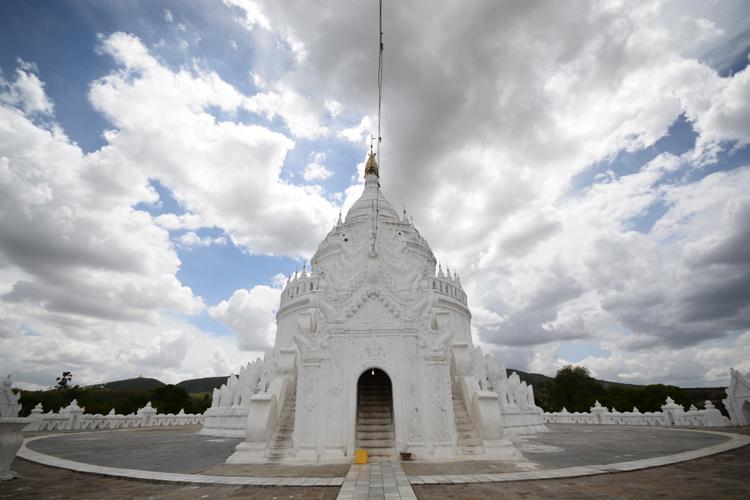 birmanie, voyage, photo, temple, mandalay, mingun