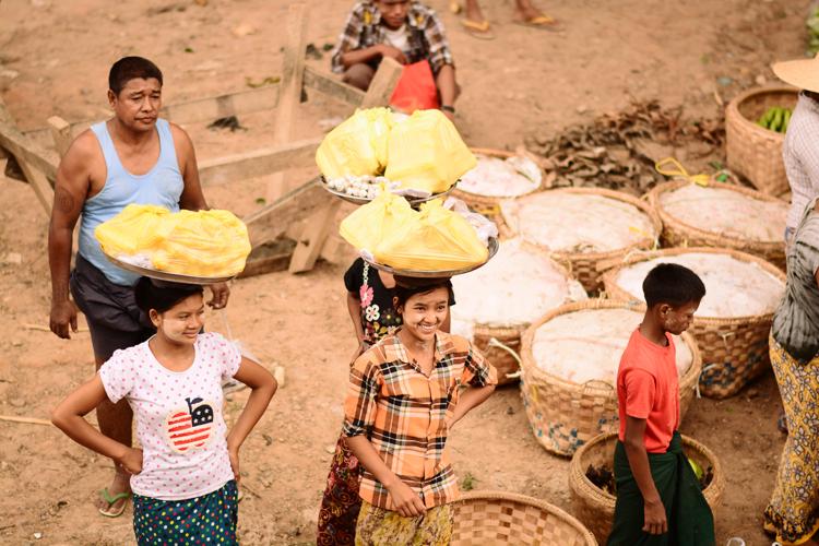 birmanie, voyage, photo, bateau, irrawaddy, croisière
