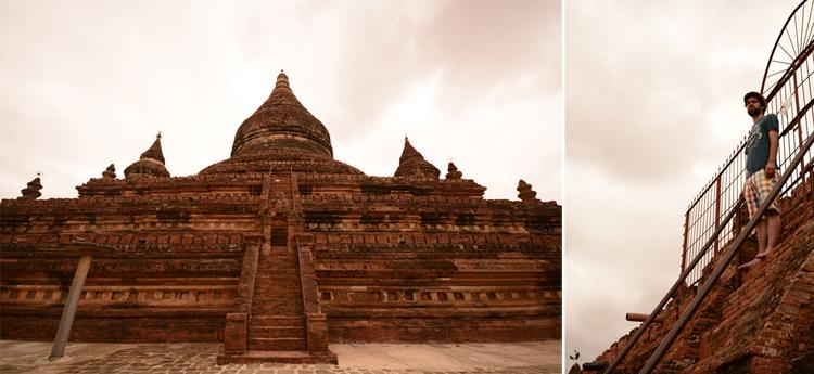 birmanie, voyage, photo, bagan, temple