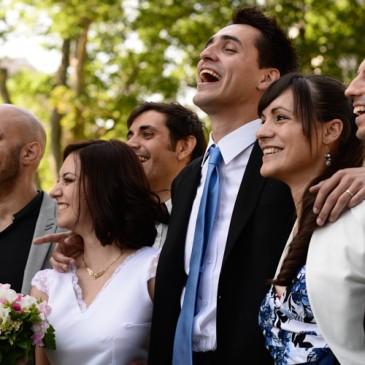Mariage de Tiphaine et Vincent