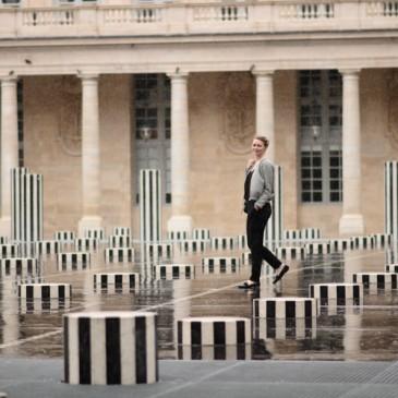 Paris avec Fanny – le Louvre