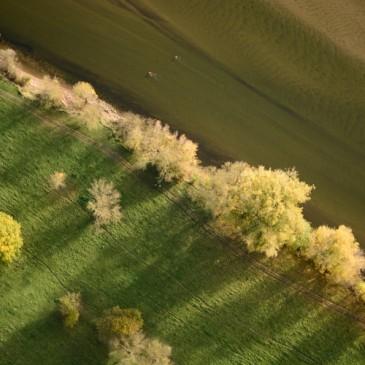Survoler Saumur en Montgolfière