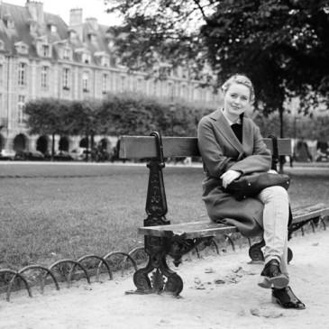 Paris avec Fanny – Place des Vosges
