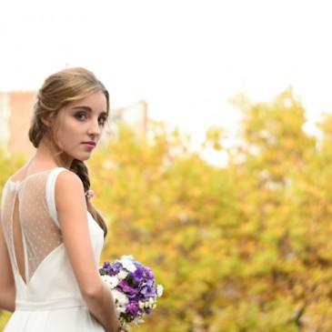 Robes de mariée par Pauline Rançon