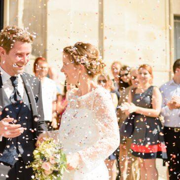 Mariage à Commune Image – L&E