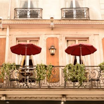 Paris avec Fanny – Odéon