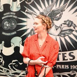 Paris avec Fanny – République