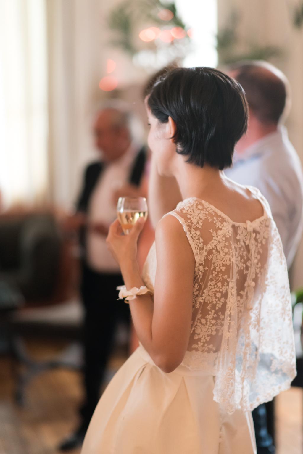 mariage, paris, saint germain en laye, petit comité, mariage intime, Agathe f photographie, reportage, photographe de mariage, couple,