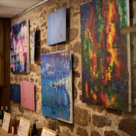 «Ouverture sur la peinture» en Aveyron
