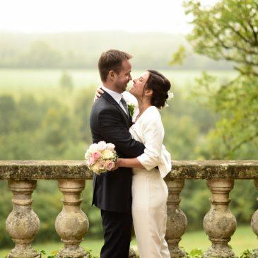 Mariage au château de Noirieux – Julie et Rolf