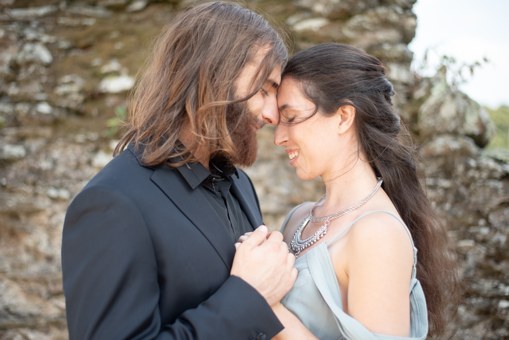 reportage mariage, séance couple mariage, mariage bohème, mariage game of thrones, mariage aventure, elopement, photographe mariage,