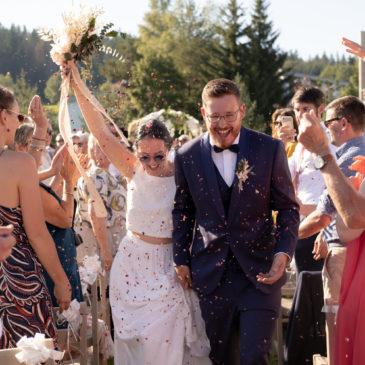 Mariage dans le Jura – Adeline et Arnaud