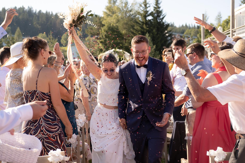 mariage dans le jura, mariage, reportage mariage, photographe mariage, cérémonie laïque, cérémonie civile, mariage montagne