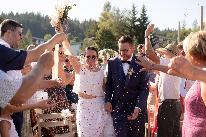 mariage, reportage mariage, photographe mariage, cérémonie laïque, sortie de cérémonie, photographe Vendée, photographe mariage Vendée, reportage photo Vendée,
